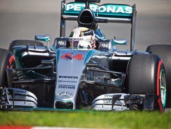 Hamilton holte sich die Pole-Position beim Grand Prix von Kanada.