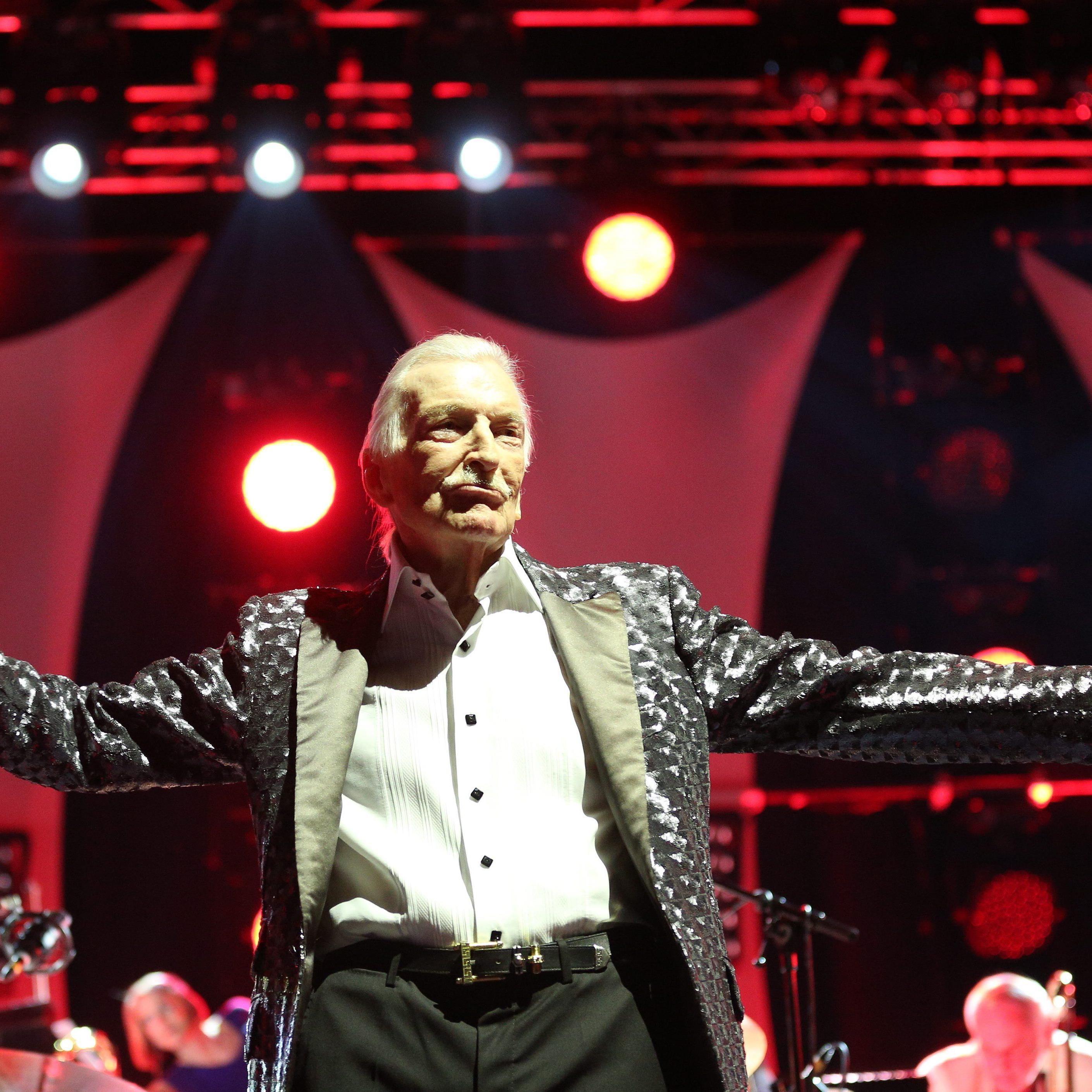 Legendärer Bandleader James Last stirbt mit 86.