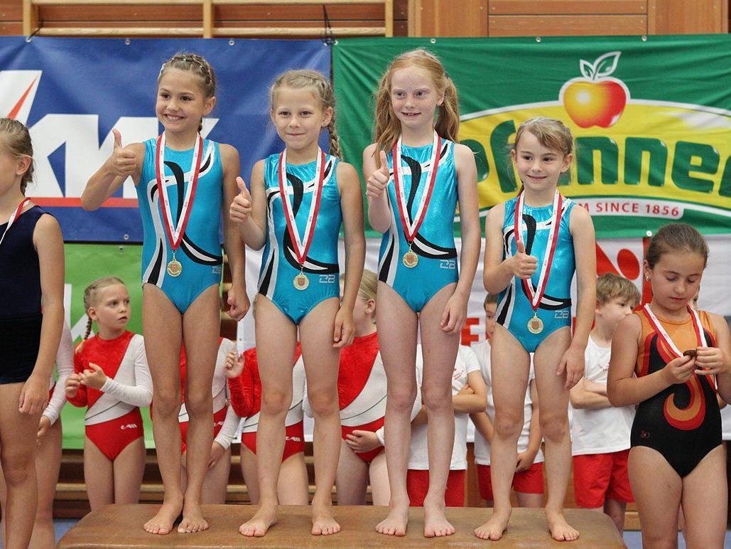 Göfis, Rankweil und Bregenz dominierten Turn 10 Meisterschaft