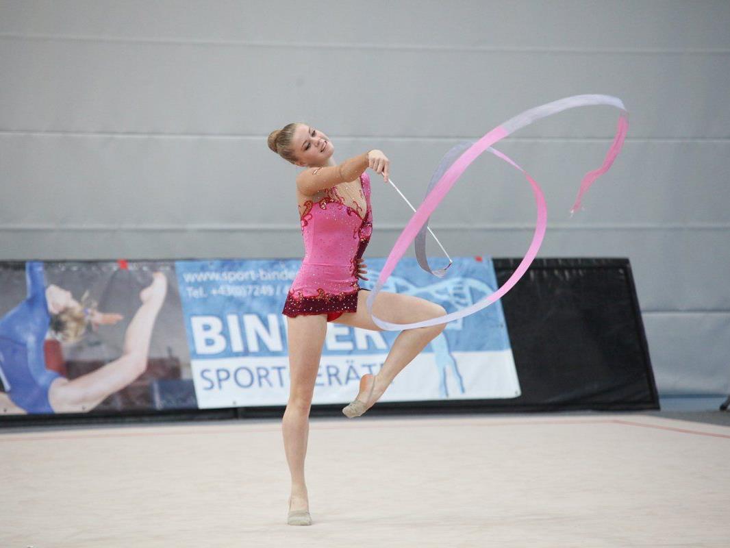 Die Röthnerin Noelle Breuß ist neue RSG-Landesmeisterin