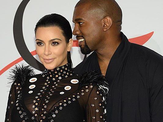 Kim Kardashian verriet per Instagram das Geschlecht ihres zweiten Kindes mit Kanye West.