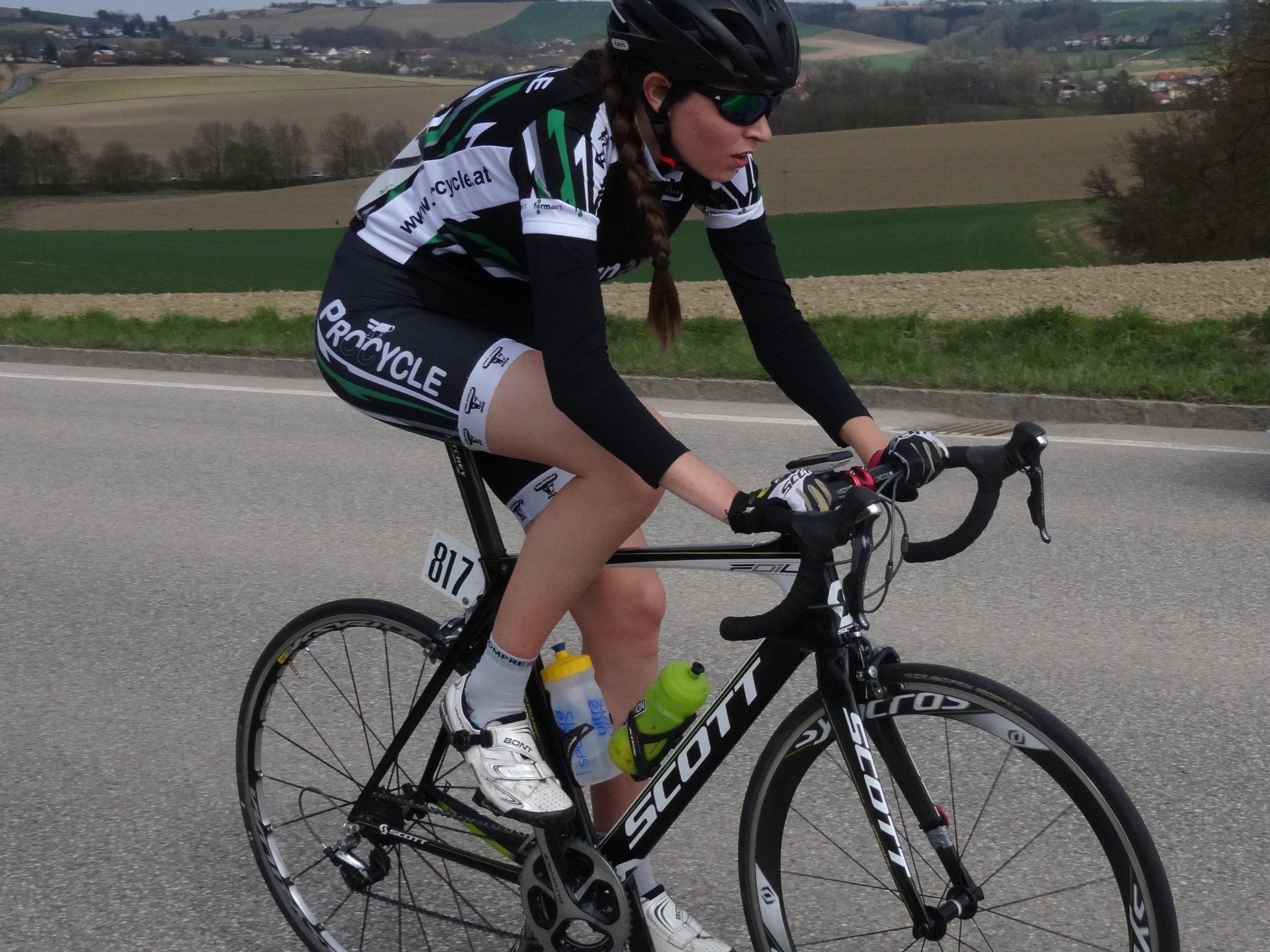 Zweiter Saisonsieg für die Hohenemserin Melanie Amann