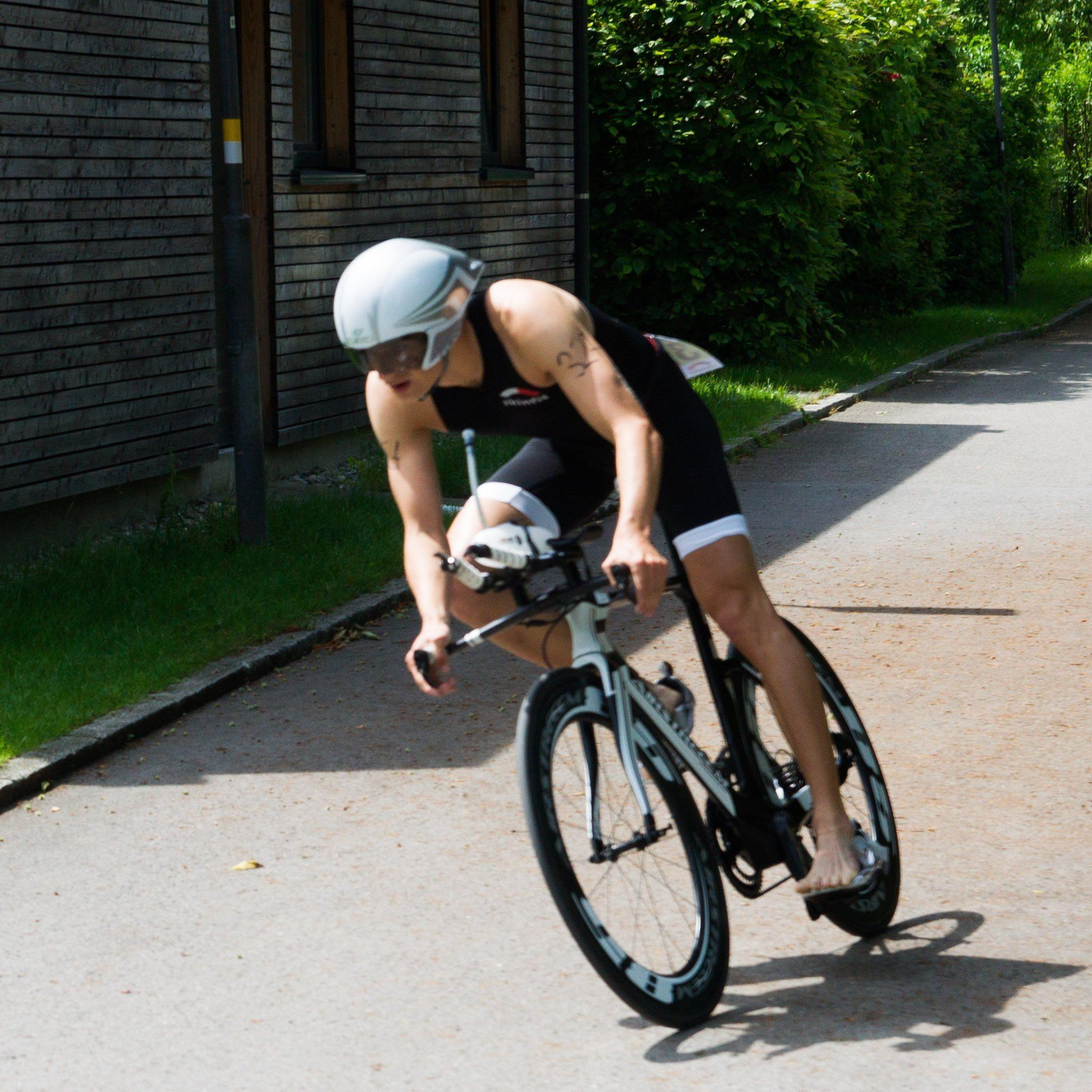 Paul Reitmayr schrieb Triathlon-Geschichte in Österreich. Er gewinnt als erster Österreicher den Ironman in Italien