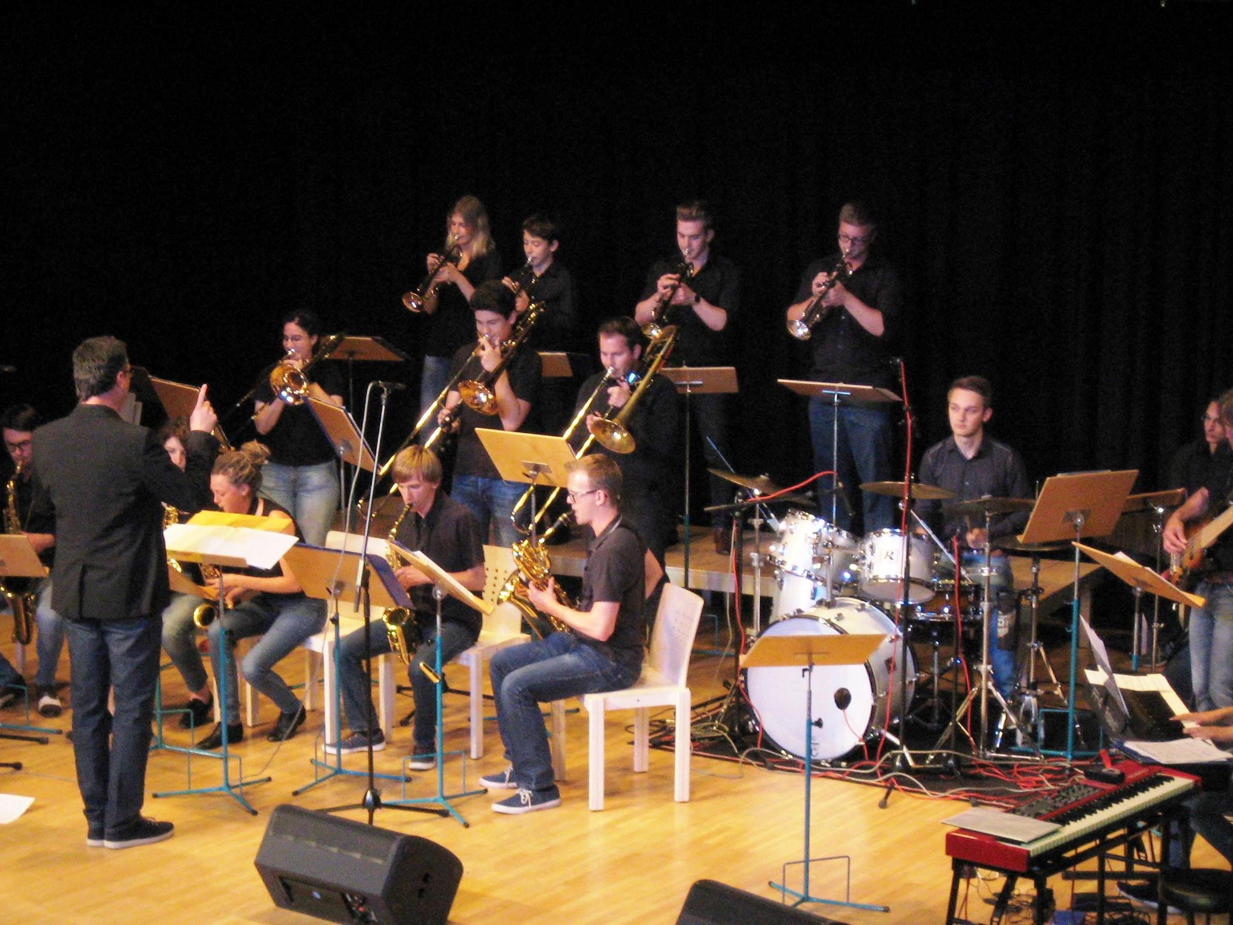 Die jungen Künstler aus Hohenems, Götzis, Altach, Koblach, Mäder und Klaus gaben alles und überzeugten mit instrumentalen und vokalen Höchstleistungen.
