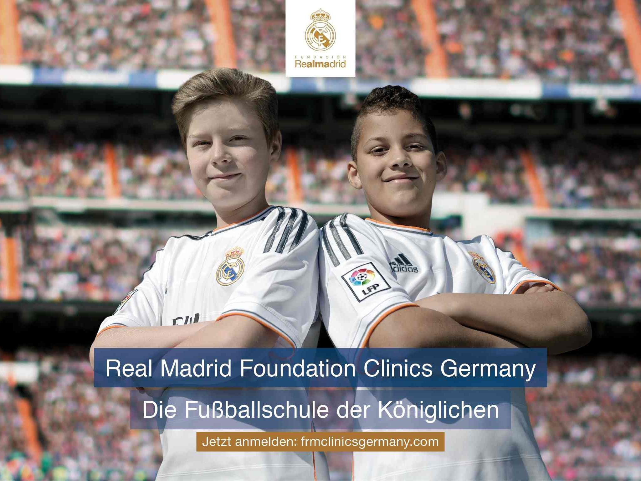 Real Madrid Camp Klostertal