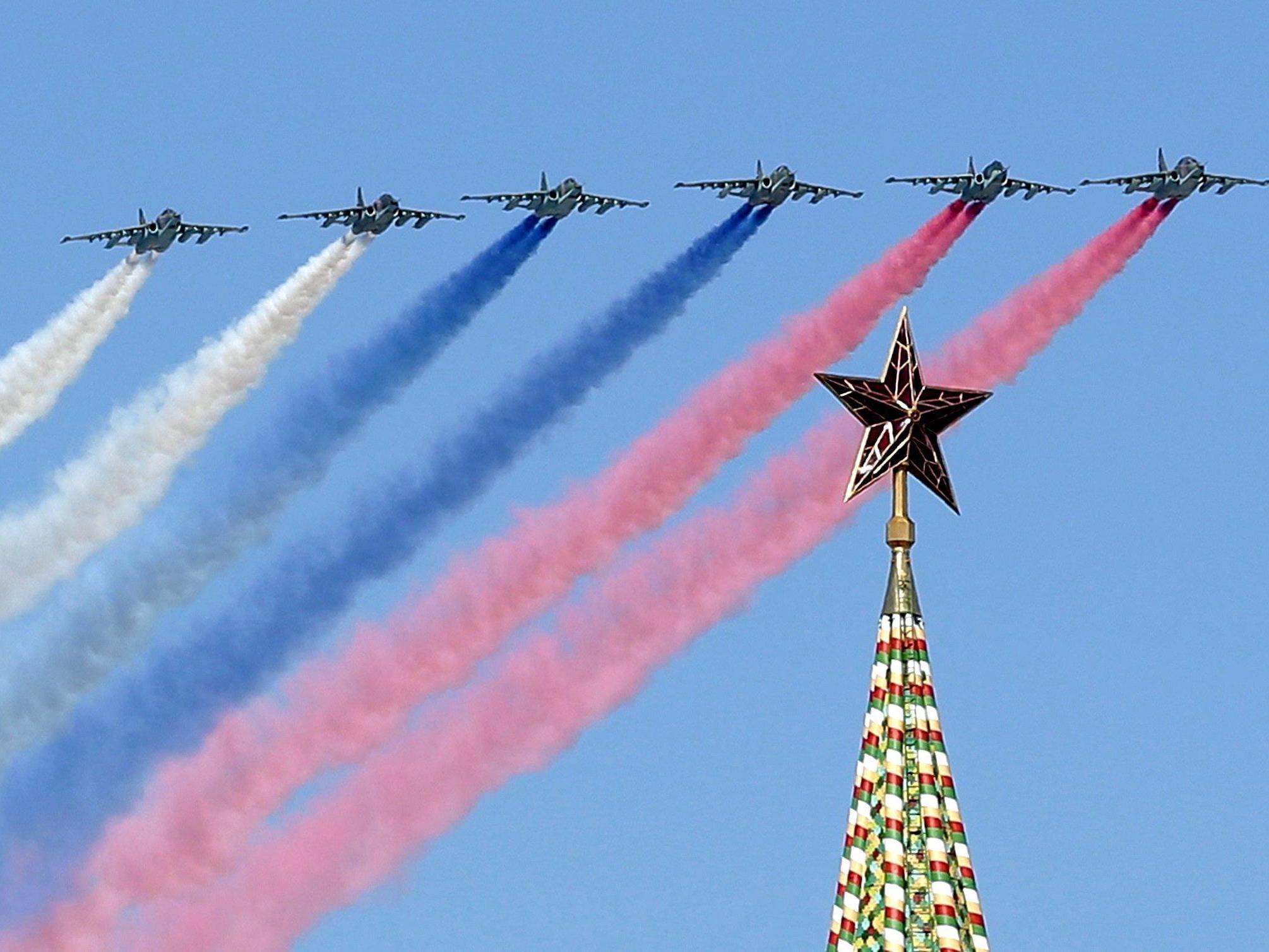 Kein Grund zu Feiern für Russland: Die EU hat die Sanktionen verlängert.