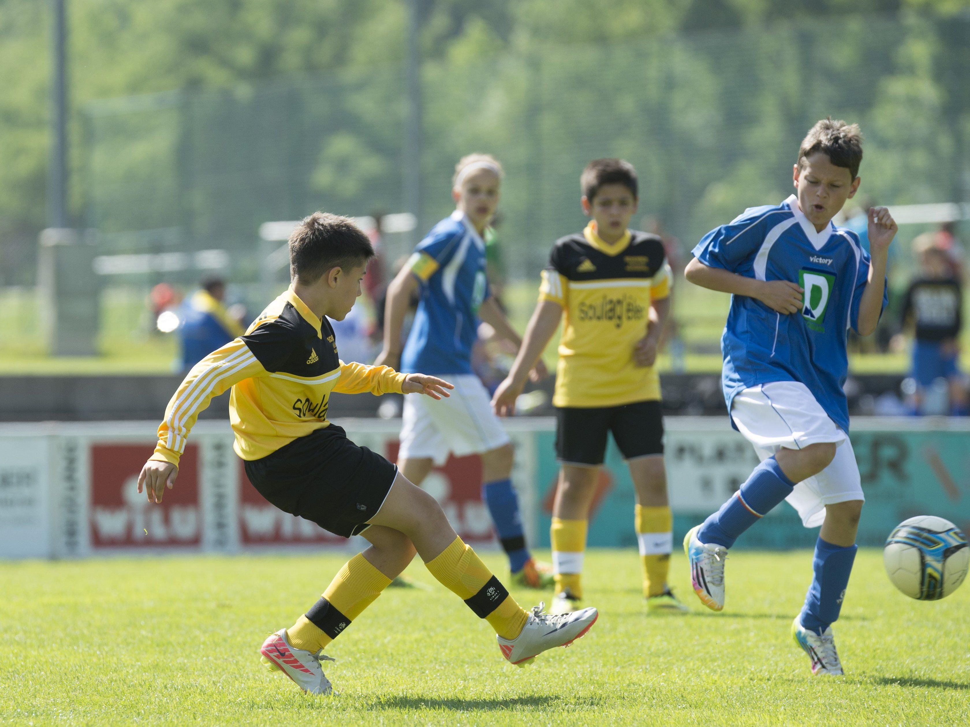 Die Montafon Alpine Trophy zieht dieses Wochenende viele Fußballfans ins Tal.