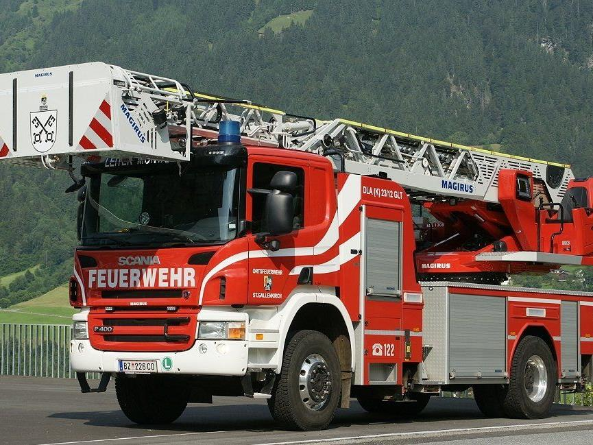 Die Drehleiter Montafon steht am Samstag, den 13. Juni, von 15 - 16 Uhr zur Besichtigung beim Feuerwehrgerätehaus zur Verfügung