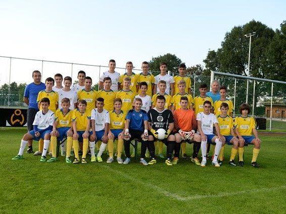 Die U16-Mannschaft des VfB Hohenems will noch die Sensation schaffen