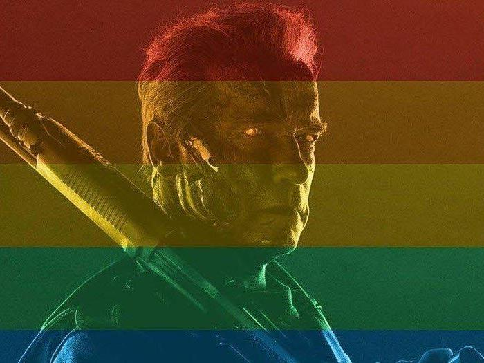 """""""Selbst Terminators diskriminieren nicht"""""""