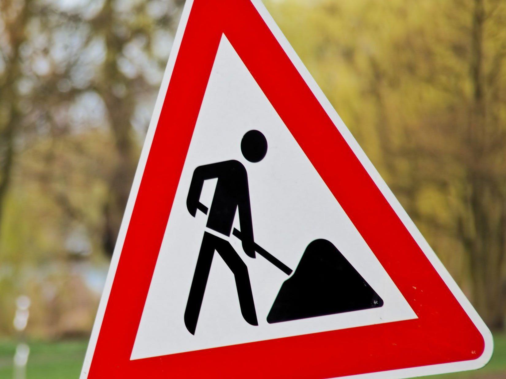 Sanierungsarbeiten zwischen Pfändertunnel und Hörbranz für mehr Umweltschutz.