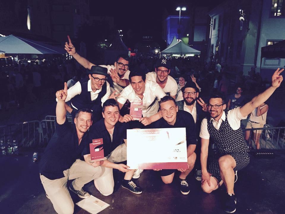 """Brassclub - die Gewinner des """"Schnabl 2015"""""""
