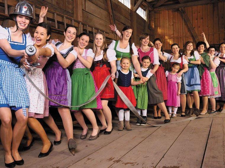 Countdown für das Landesfeuerwehrfest 2015 vom 2. bis 5. Juli in Andelsbuch.