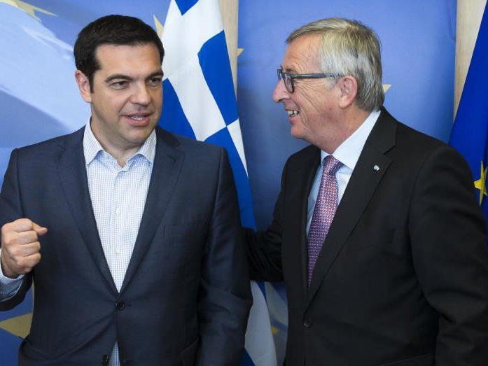 Harte Verhandlungen zwischen Griechenland und der EU