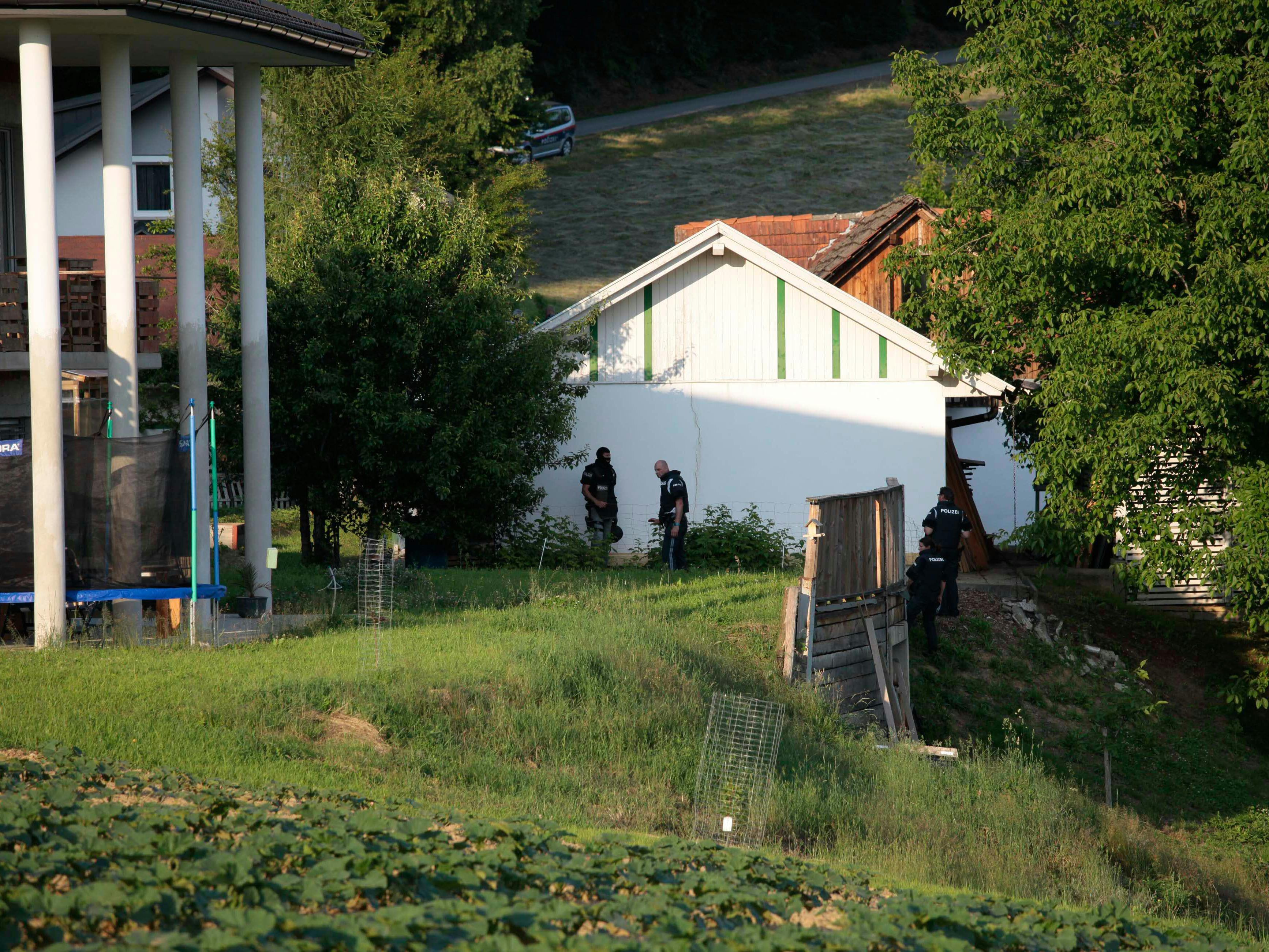 Mutmaßlicher Täter nach schwerer Attacke in Feldbach gefasst.