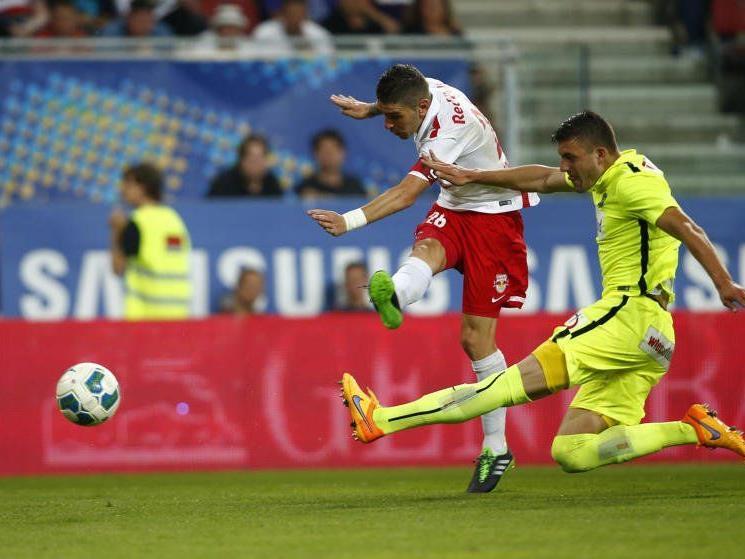 Soriano mit dem Treffer zum 1:0