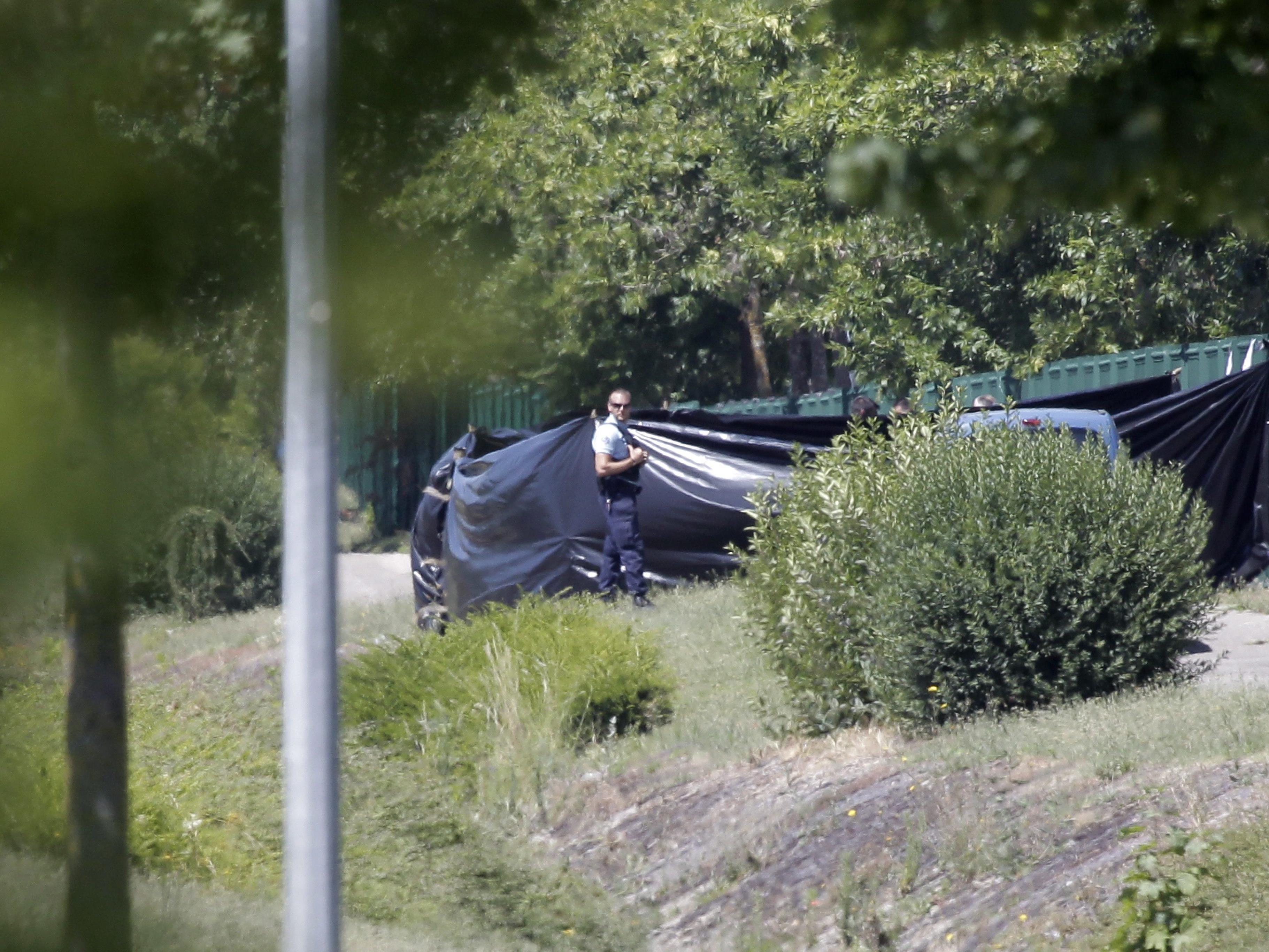 Mordanschlag in Frankreich