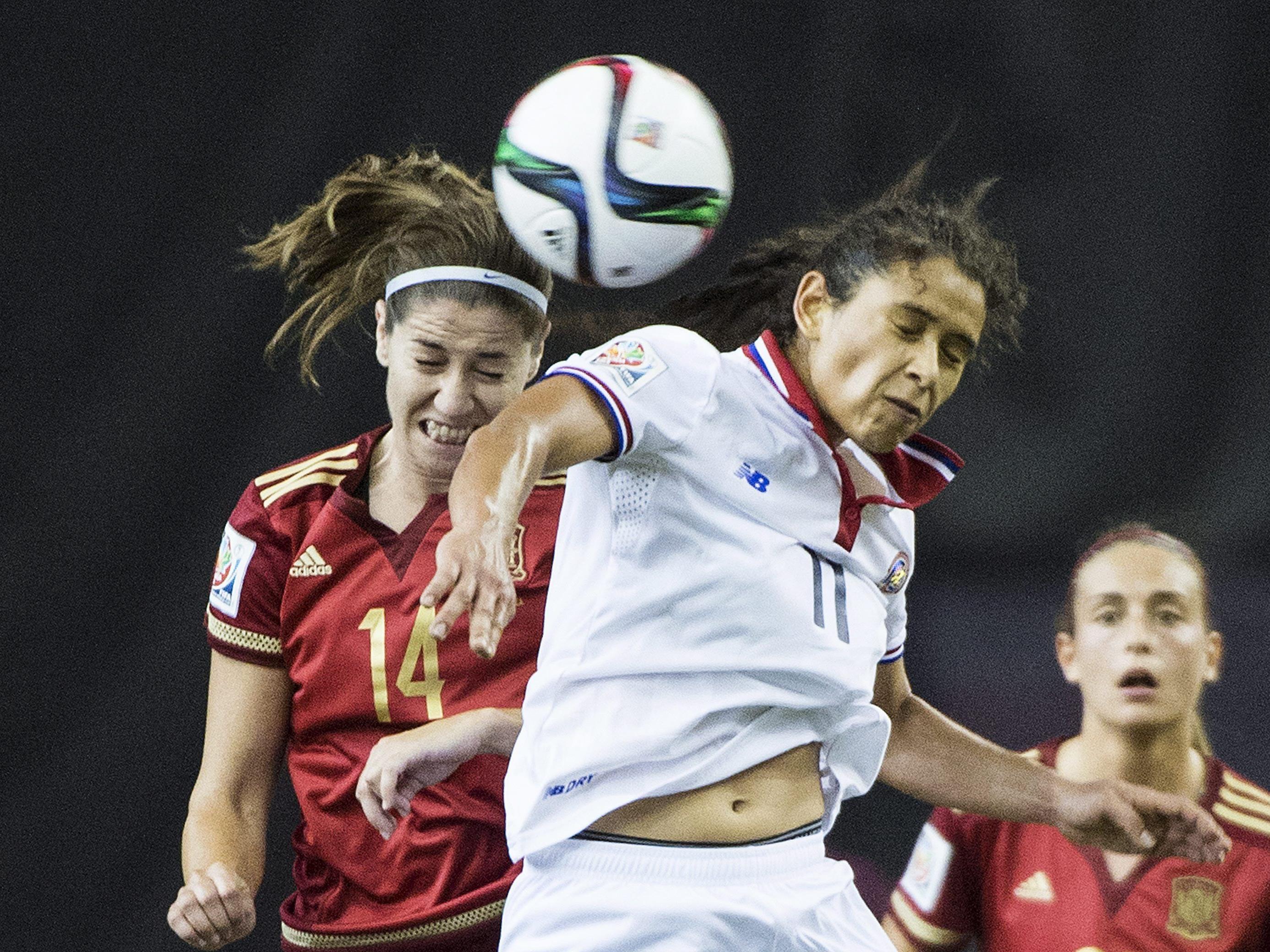Die Frauen-WM in Kanada steht der der Männer um nichts nach.
