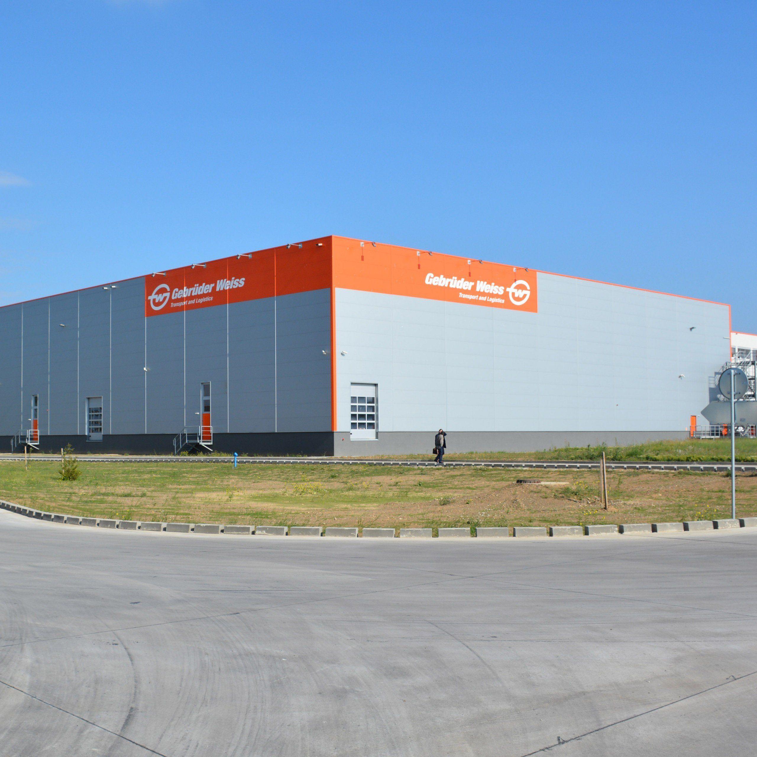 Das neue Terminal bei Sofia soll als Drehscheibe für die Balkanregion sowie Richtung Zentralasien dienen.
