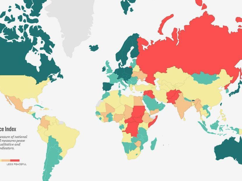 SIPRI-Jahresbericht 2015: Vorjahr war das gewalttätigste seit Jahrtausendbeginn
