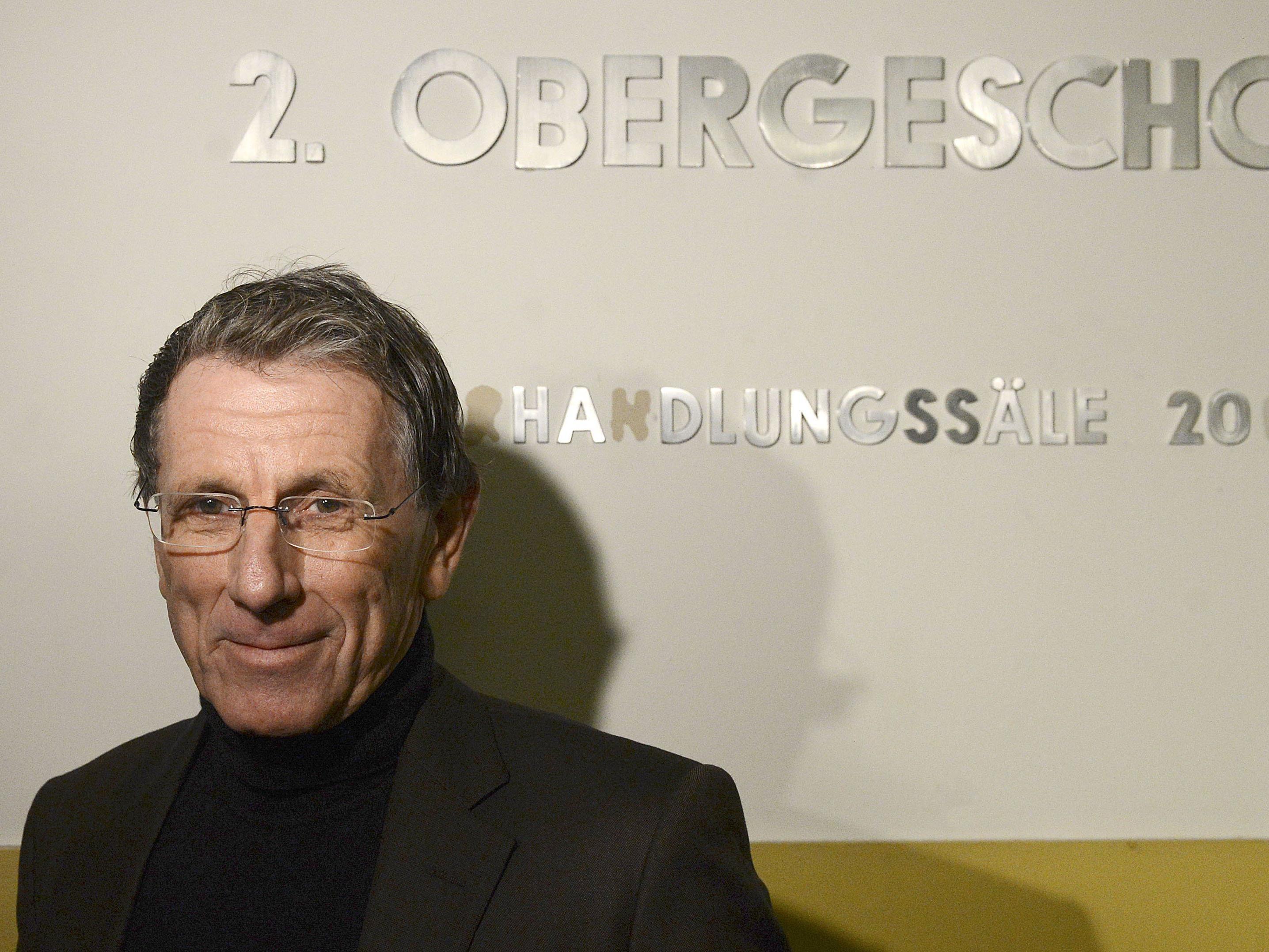 Zivilprozess am LG Feldkirch: Peter Hochegger fordert 70.000 Euro Provision