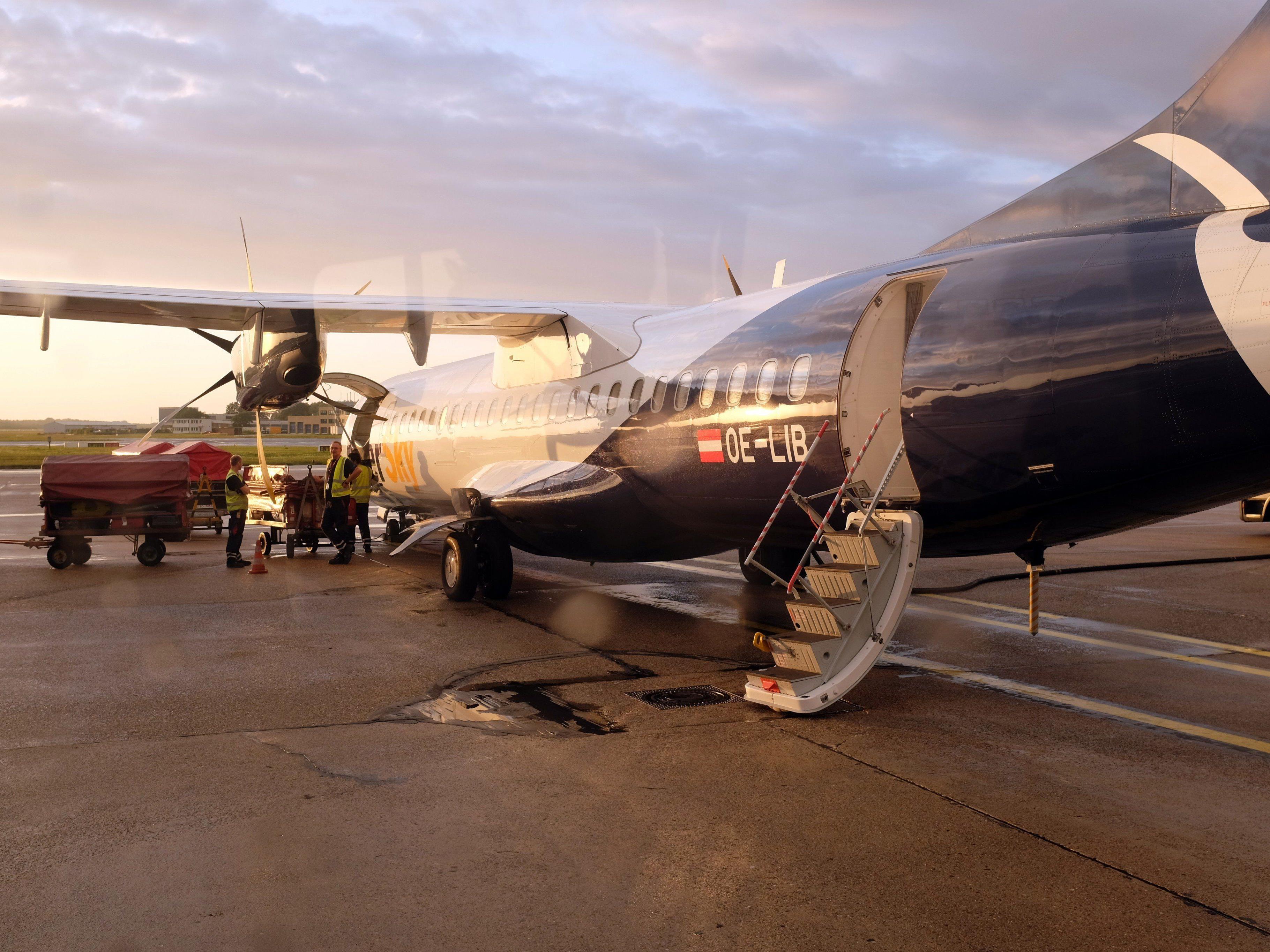 Nachdem sich Germanwings per Ende Februar aus Memmingen zurückgezogen hatte, kündigte InterSky Flüge von und nach Memmingen und Köln/Bonn ab 5. Oktober an.