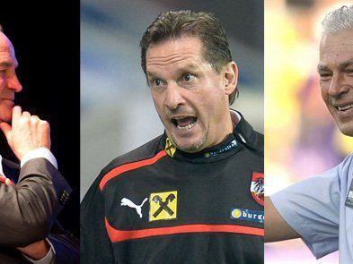 Prohaska, Gregoritsch, Polster & Co. kritisierten die Berufung von Koller zum ÖFB-Teamchef.