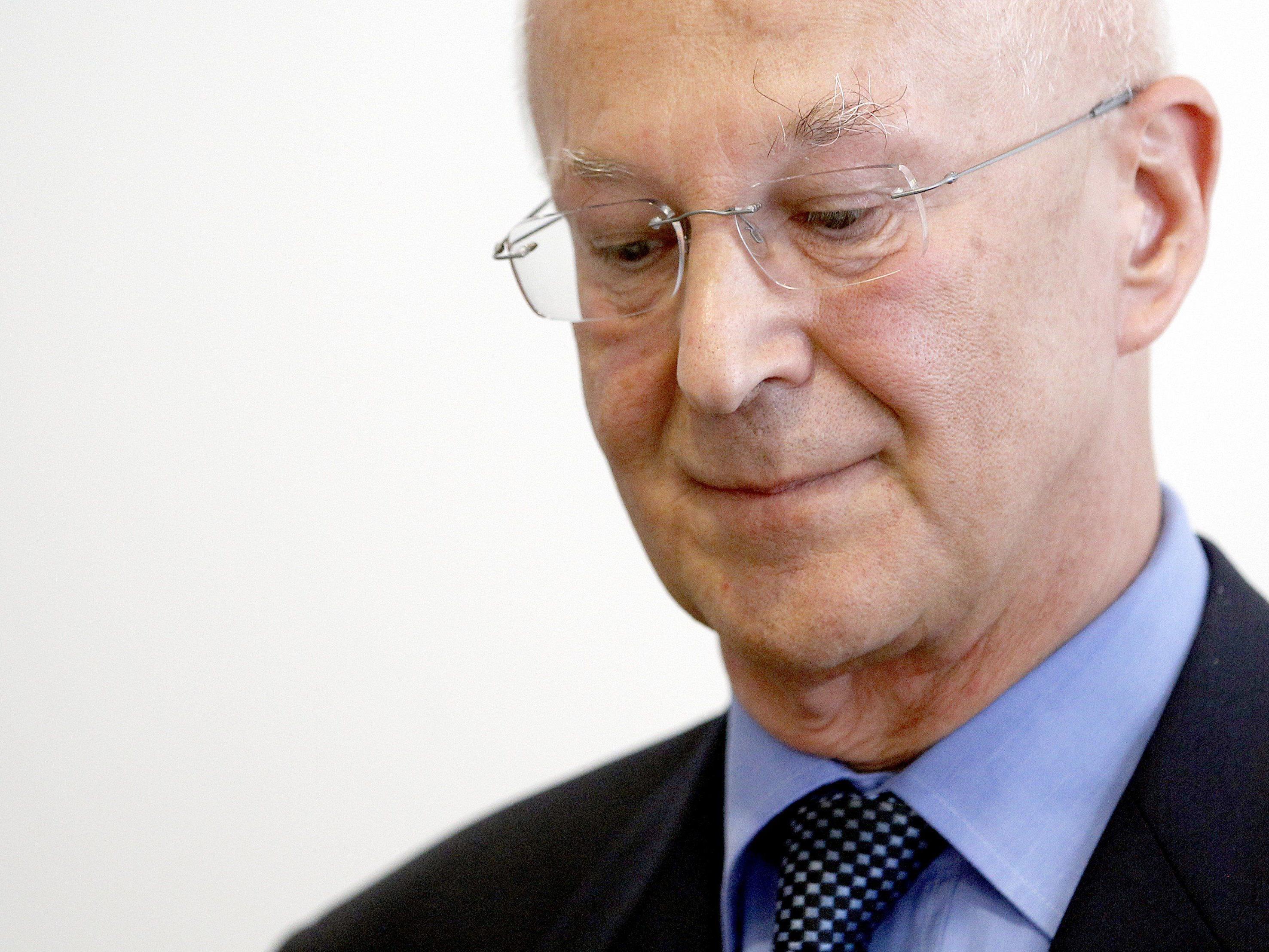 Mirko Kovats steht wegen Schmiergeldern im Visier der belgischen Justiz. Flossen auch Gelder über Vorarlberg?