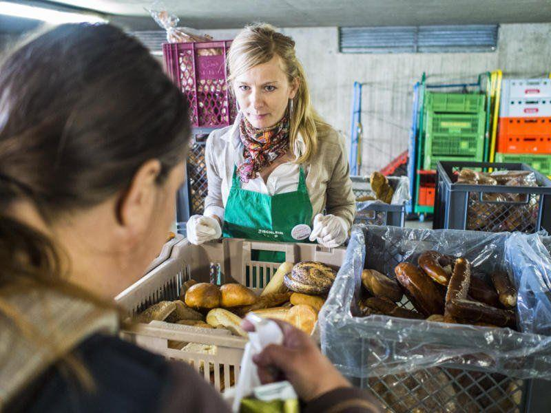 In Wien werden täglich so große Mengen an Brot weggeworfen, wie in Graz verbraucht werden.