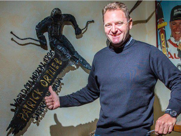 Sonntags-Talk mit Patrick Ortlieb, ehemaliger österreichischer Skirennläufer, Olympiasieger und Weltmeister in der Abfahrt.