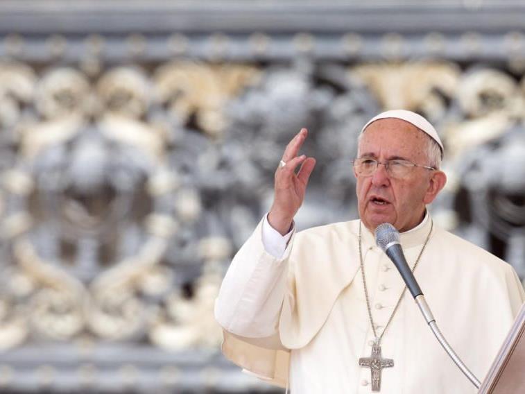 Franziskus warnt vor Zankereien zwischen Eltern