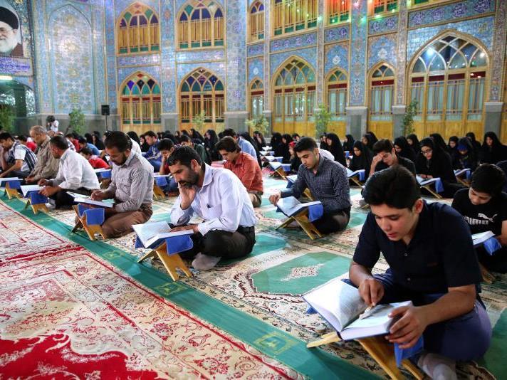 Muslime feiern derzeit Fastenmonant Ramadan