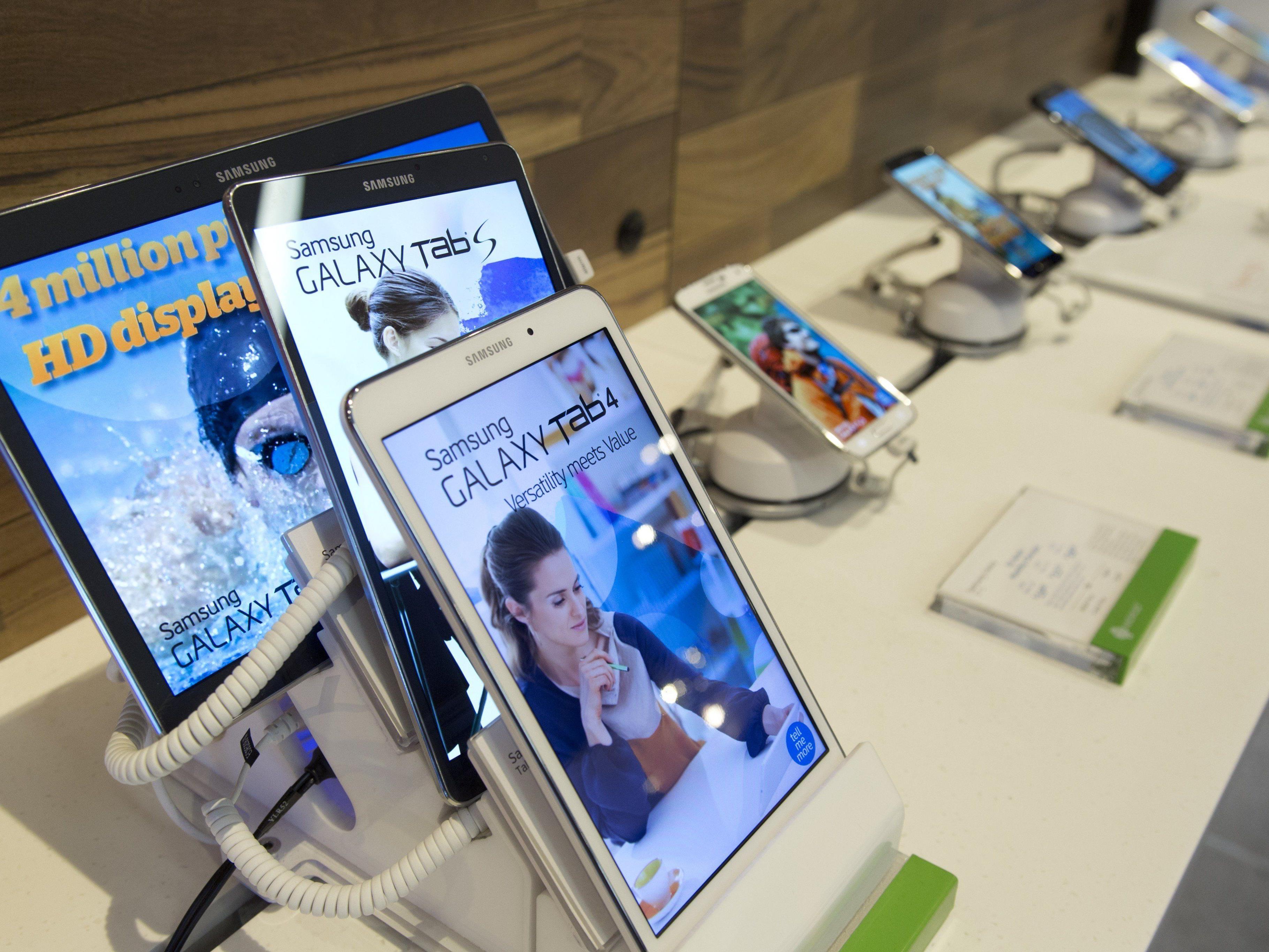 Hunderte Millionen von Samsung Smartphones von Sicherheitslücke betroffen.