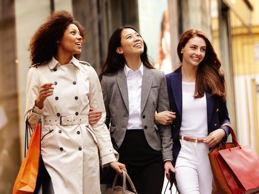 Der Shopping-Guide eignet sich nicht nur für Touristen.
