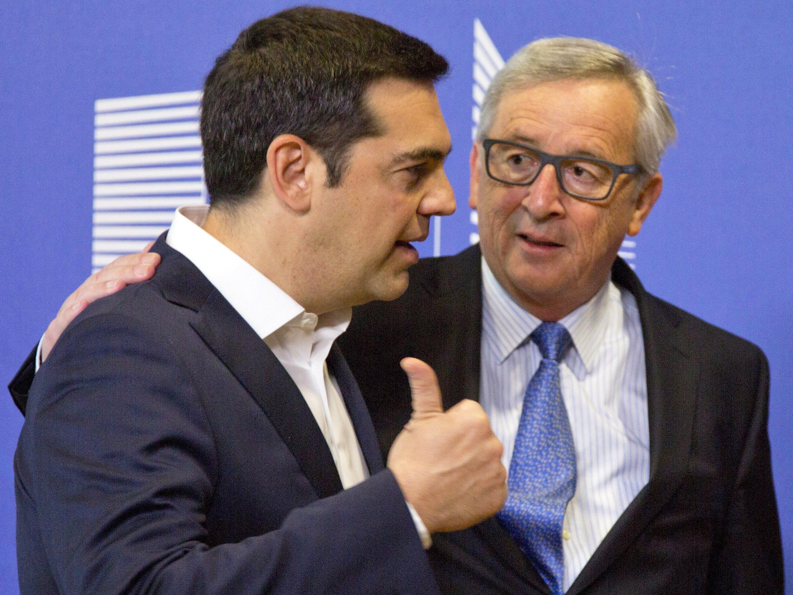 Athener Regierungschef trifft am Mittwoch Institutionen-Vertreter