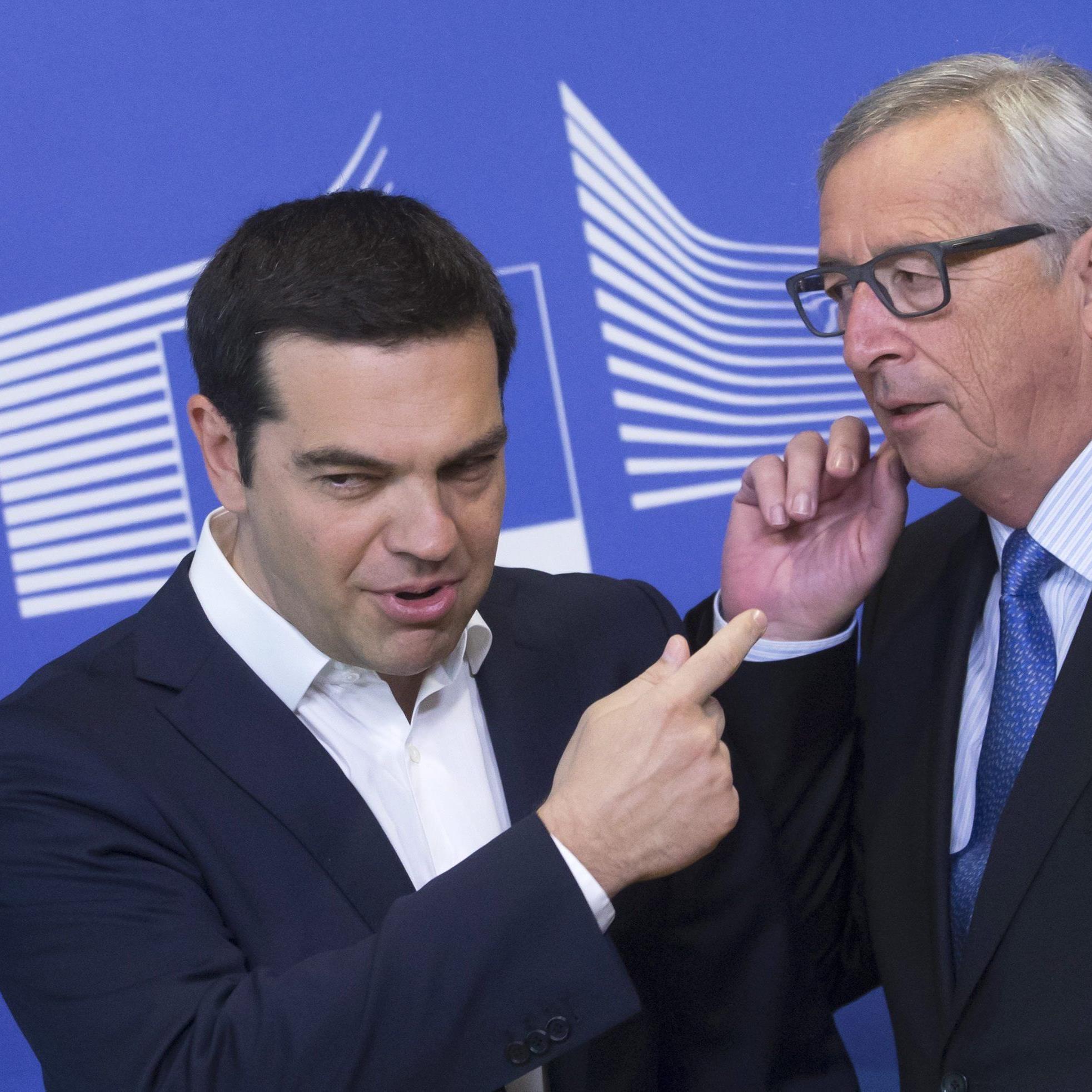 Tsipras: Einige akzeptieren unsere Vorschläge nicht.