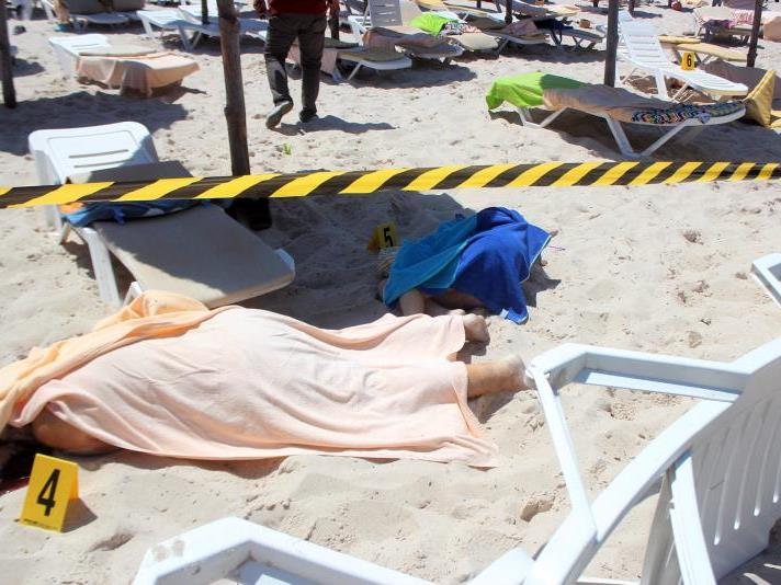 Terroranschlag in Tunesien forderte 37 Todesopfer