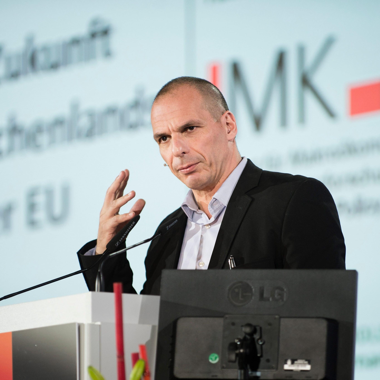 Griechenlands Finanzminister sprach offen.