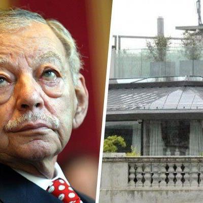 Unter anderem hat Karl Wlaschek das Grasser-Penthouse gekauft.