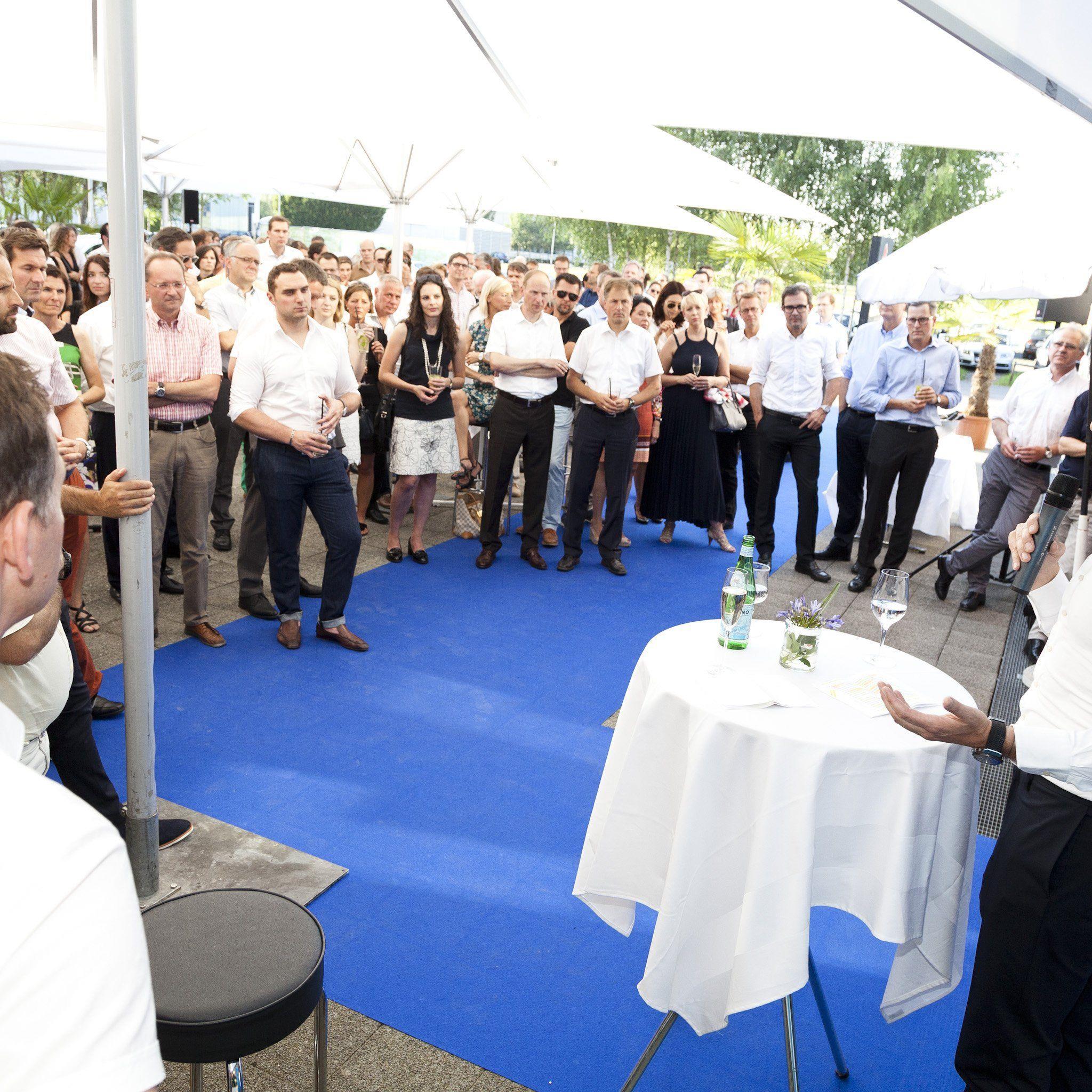 IV-Vlbg. Präsident Ohneberg: Mit gutem Beispiel vorangehen.