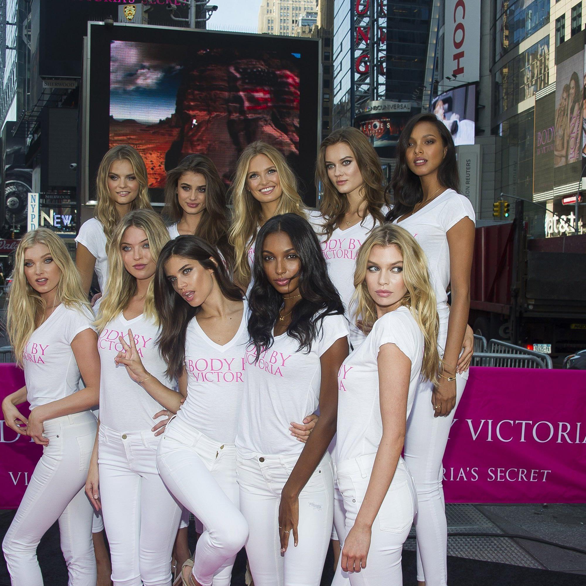 Zehn neue Engel für die Victoria's Secret-Familie.