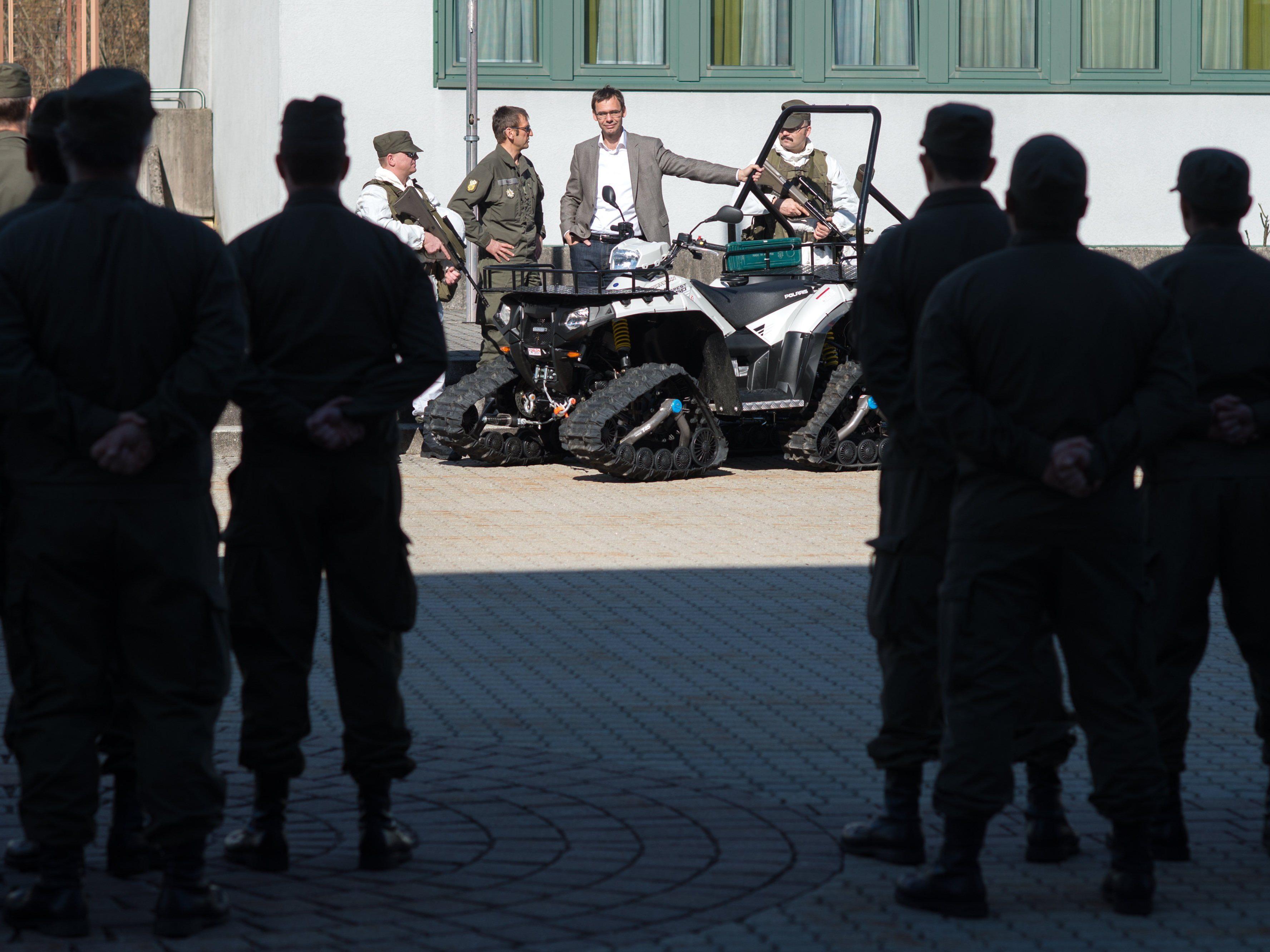 Vorarlberger Politiker befürchten Gefährdung der Sicherheit im Katastrophenfall.
