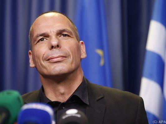 """Varoufakis: """"Hundertprozentige Chance"""" auf Einigung"""