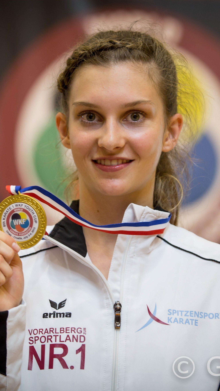 Die Höchsterin Vivien Moric gewinnt in Umag