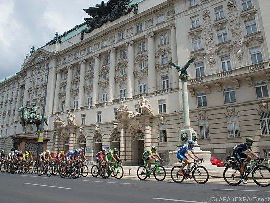 Heuer beginnt die Tour in Wien, wo sie bisher meist endete