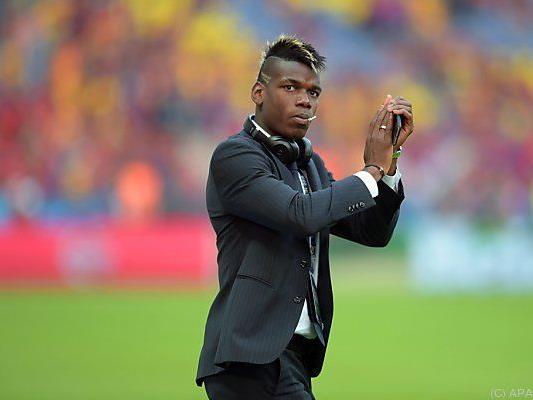 Pogba verabschiedet sich zur Freude der Fans nicht aus Turin