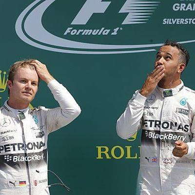 Das WM-Duell zwischen Hamilton und Rosberg spielt untergeordnete Rolle