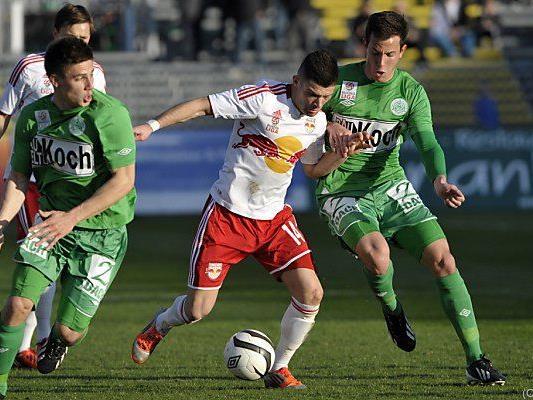 Salzburg und Mattersburg eröffnen Saison