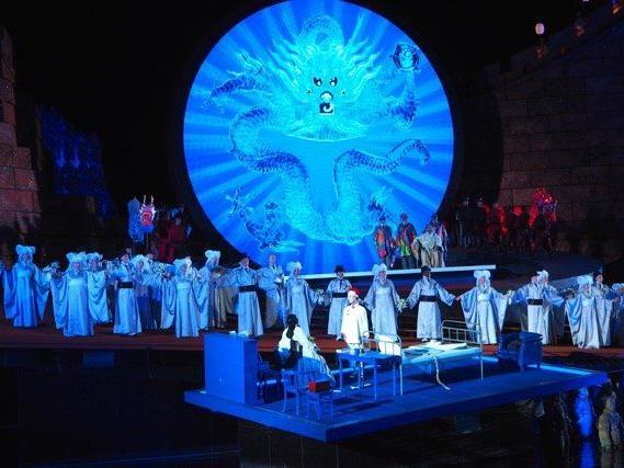 Generalprobe Bregenzer Festspiele