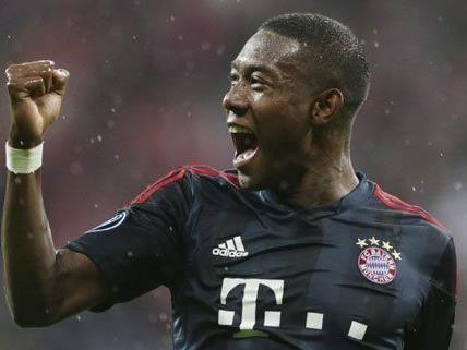 Alaba absolvierte mit Bayern erste Spiele nach Verletzung